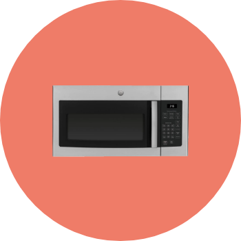 GE® Over-the-Range Microwave Oven